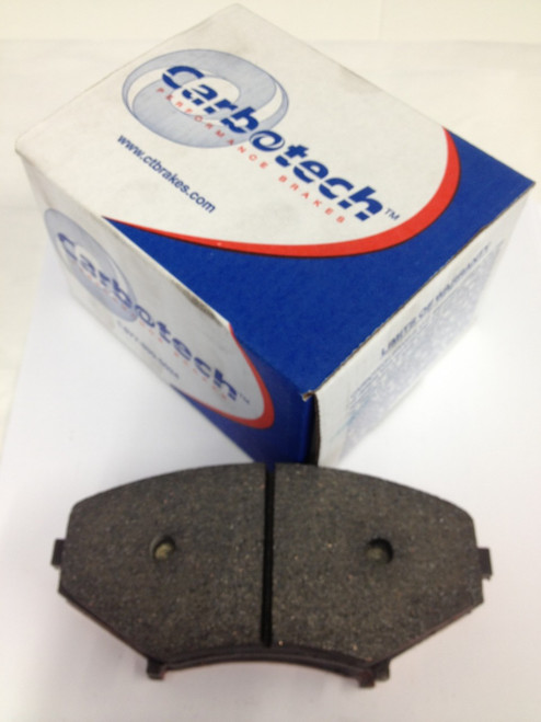 BMW Carbotech brake pads