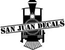 San Juan Decals