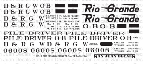 On3 Pile Driver Sheet 1