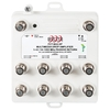 PCT International PCT-MA2-8PN 8 Port RF Multimedia Cable TV Drop Amplifier with Passive Return Path