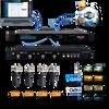 Thor H-2SDI-QAM-IPLL 2-Channel HD-SDI to QAM Low Latency Encoder Modulator with IPTV - application drawing