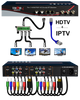 Thor H-2ADHD-QAM-IPLL 2-Channel HDMI/YpPbr/Composite to QAM & ATSC Low Latency Encoder Modulator with IPTV Streaming - application drawing