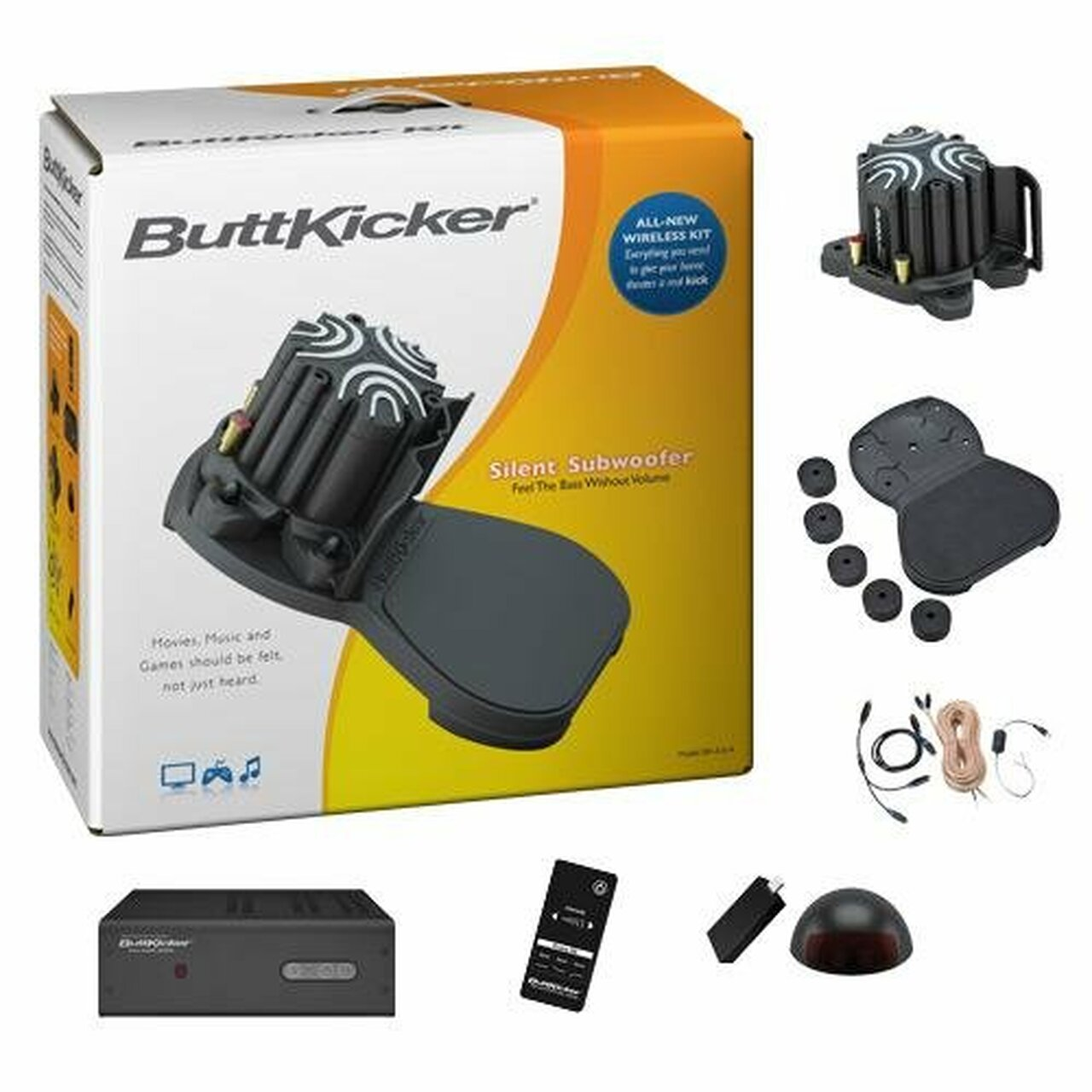 Buttkicker BK4-CMAK Furniture Mounting Kit for BK4-4