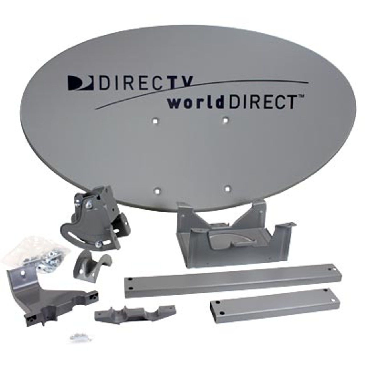 Satellite dish cover reduce snow and ice on all directv and Dish Network