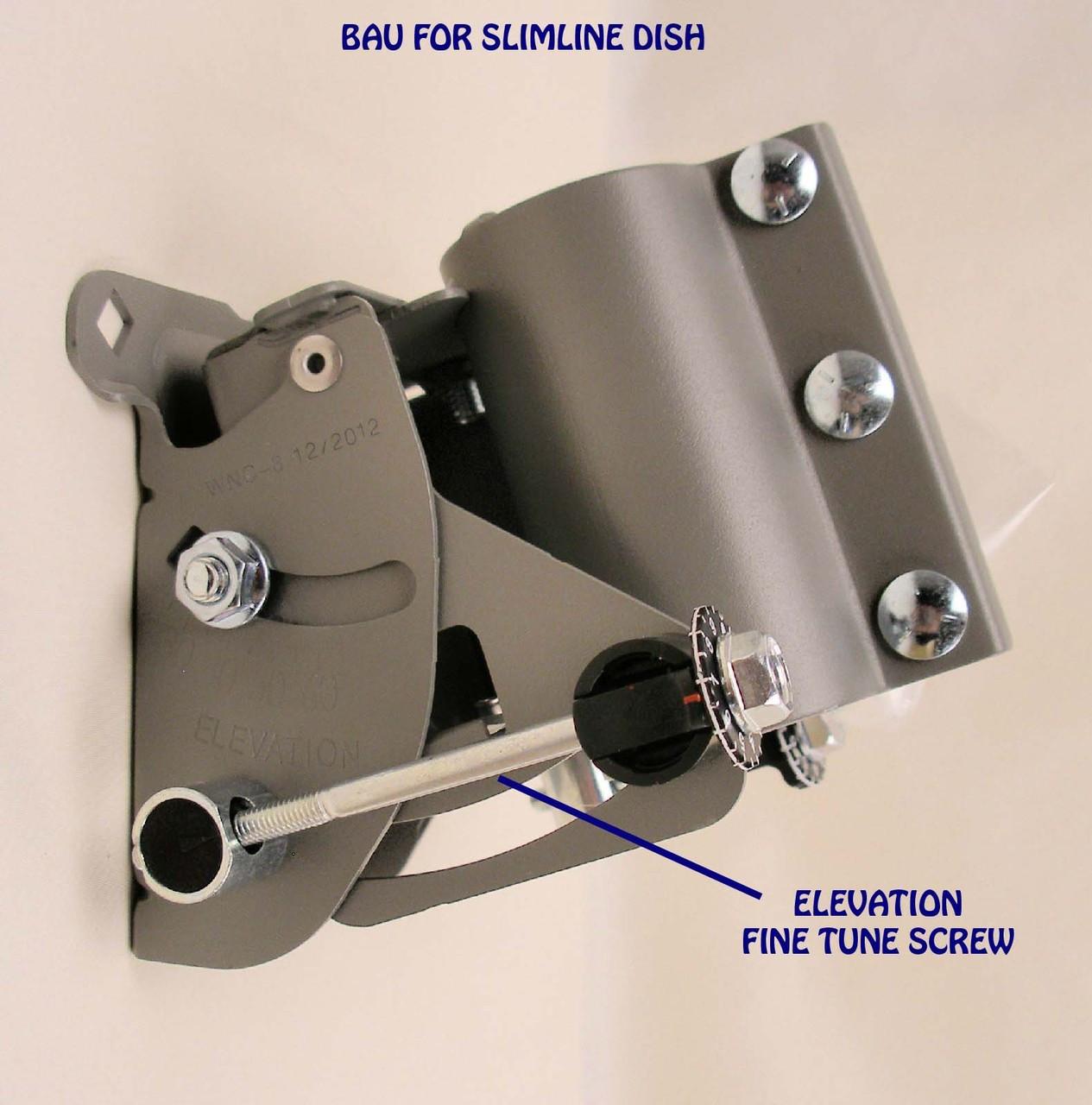 DIRECTV SLREF-4PK Slimline Reflector Kit Free Shipping! 4 Pack
