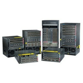 Cisco Catalyst 6509 Enhanced Vertical Switch Chassis