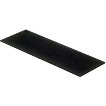 """Gamber-Johnson 3.0"""" Blank Filler Panel"""