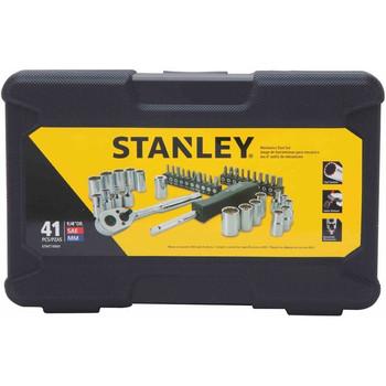 Stanley 41 Pc Mechanics Tool Set