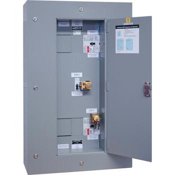 Tripp Lite Wall Mount Kirk Key Bypass Panel 240V for 80kVA International 3-Phase UPS