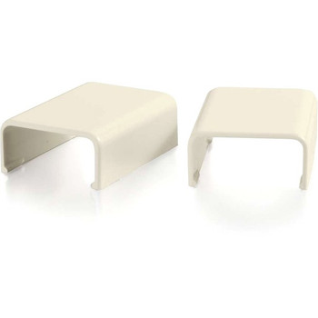 C2G Wiremold Uniduct 2800 Cover Clip - Ivory