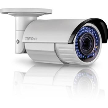 TRENDnet Indoor/Outdoor Bullet Style 2 Megapixel 1080p Varifocal PoE IR Network Camera