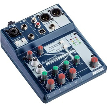 Soundcraft Notepad-5 Audio Mixer