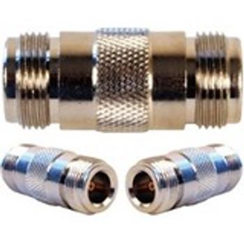 WilsonPro N-Female / N-Female Barrel Connector