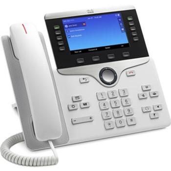 Cisco 8851 IP Phone - Remanufactured - Desktop, Wall Mountable