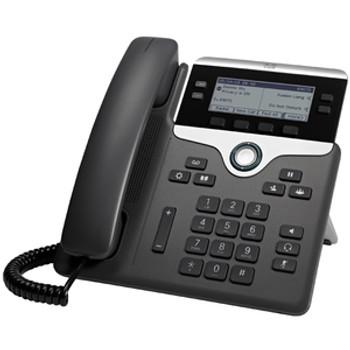Cisco 7841 IP Phone - Wall Mountable