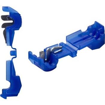 The InstallBay Blue T-Tap 16/14 Gauge - Package of 100