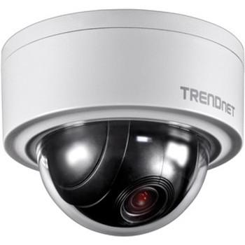 TRENDnet Indoor/Outdoor 3MP Motorized PTZ Dome Network Camera
