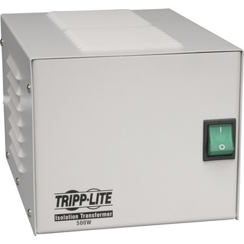 Tripp Lite 500W Isolation Transformer Hospital Medical with Surge 120V 4 Outlet HG TAA GSA