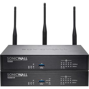 SonicWall TZ350W Network Security/Firewall Appliance 02-SSC-2236