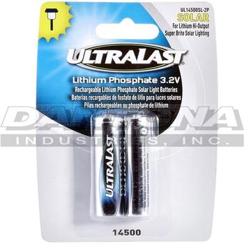 Ultralast Battery UL14500SL-2P