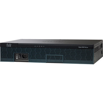 Cisco 2911 Integrated Services Router C2911-VSEC-CUBE/K9