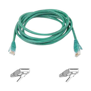 Belkin High Performance Cat6 Cable A3L980-25-GRN-S