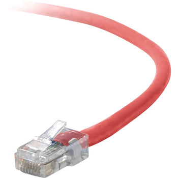 Belkin Cat5e Crossover Cable A3X126-01-RED