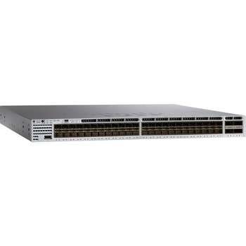 Cisco Catalyst 3850 48 Port 10G Fiber Switch IP Base WS-C3850-48XS-F-S