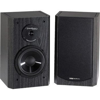 BIC America Venturi 2-way Speaker - 175 W RMS - Black DV-62SIB