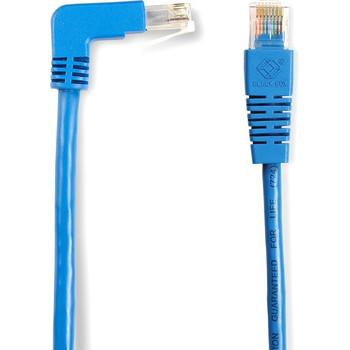 Black Box SpaceGAIN Cat.5e UTP Patch Network Cable EVNSL21E-0003-90DS