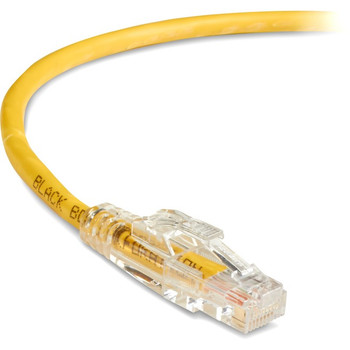 Black Box GigaBase 3 Cat.5e (F/UTP) Patch Network Cable C5EPC70S-YL-07