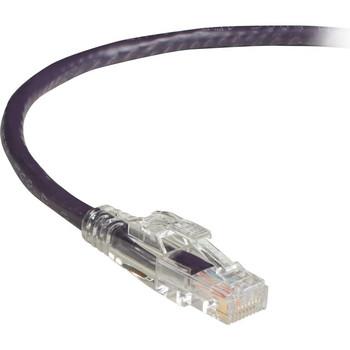 Black Box GigaTrue 3 Cat.6 UTP Patch Network Cable C6PC70-VT-10