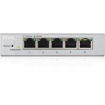 ZYXEL 5-Port Web Managed Gigabit Switch