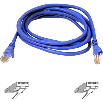 Belkin Cat.6 UTP Patch Network Cable A3L980-20-BLU