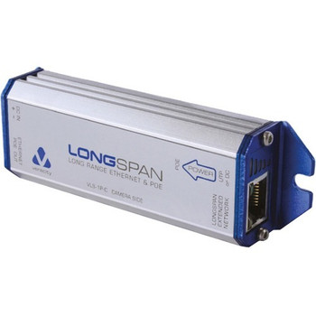 Veracity Long Range Ethernet and POE VLS1PC