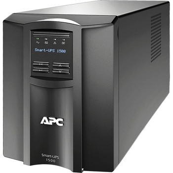 APC Smart-UPS 1500VA LCD 120V with Network Card- Not sold in CO, VT and WA