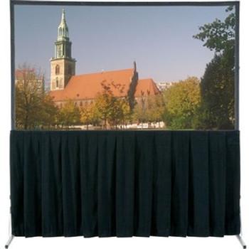 Da-Lite Fast-Fold Skirt 36738