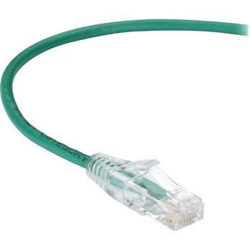 Black Box Slim-Net Cat.6 UTP Patch Network Cable C6PC28-GN-04