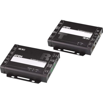 Aten 4K HDMI Optical Extender (4K@300m (K1, MM) / 10km (K2, SM))-TAA Compliant VE883K1
