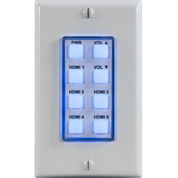 Atlona 8-Button Network Control Panel