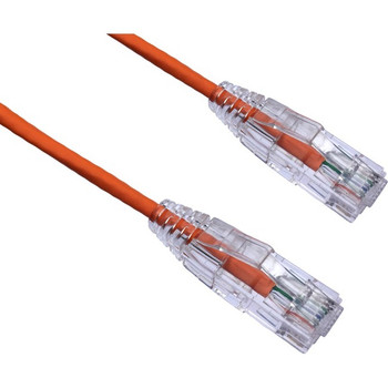 Axiom 2FT CAT6 BENDnFLEX Ultra-Thin Snagless Patch Cable C6BFSB-O2-AX