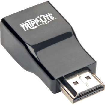 Tripp Lite HDMI to VGA Adapter Converter for Ultrabook / Laptop Chromebook - 1 Pack - 1 x HDMI (Type A) Male Digital Audio/Video - 1 x HD-15 Female VGA - 1920 x 1080 Supported