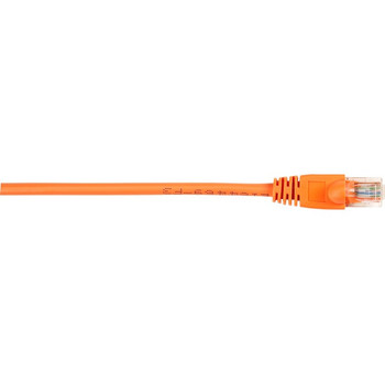 Black Box Cat.5e Patch Network Cable CAT5EPC-001-OR