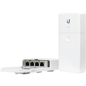 Ubiquiti Outdoor 4-Port PoE Passthrough Switch