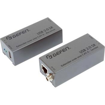 Gefen USB 2.0 SR Extender Over One CAT-5 Cable