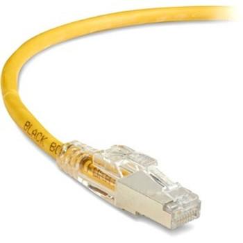 Black Box GigaTrue 3 Cat.6 (S/FTP) Patch Network Cable C6PC70S-YL-20