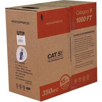 Monoprice Cat. 5e UTP Network Cable 8598