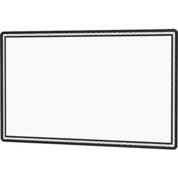 Da-Lite Series 200 Lace and Grommet Frame 94160