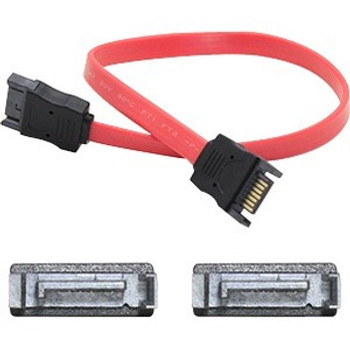 1.5ft SATA Male to Male Serial Cable SATAMM18IN
