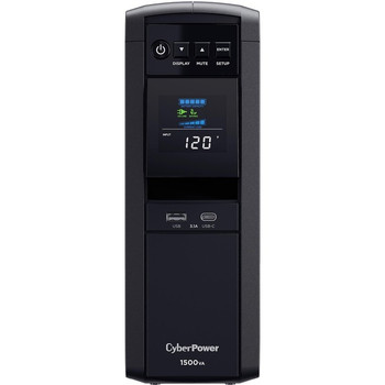 CyberPower CP1500PFCLCD PFC Sinewave UPS Systems CP1500PFCLCD